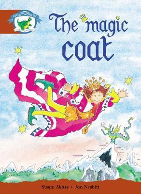 Storyworlds Stage 7, Fantasy World, the Magic Coat (6 Pack)
