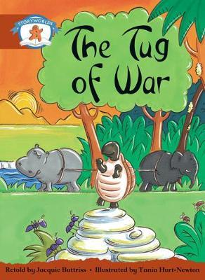 Storyworlds Yr2/P3 Stage 7, Once Upon A Time World, The Tug of War (6 Pack)