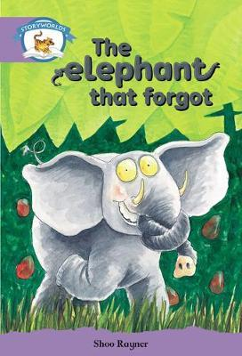 Literacy Edition Storyworlds Stage 8, Animal World, the Elephant That Forgot 6 Pack