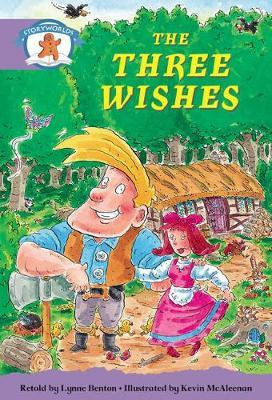 Literacy Edition Storyworlds Stage 8, Once Upon a Time World, the Three Wishes 6 Pack