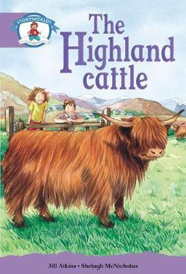 Literacy Edition Storyworlds Stage 8, Our World, Highland Cattle 6 Pack