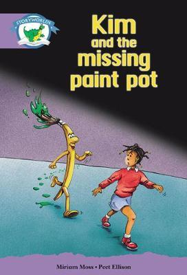 Literacy Edition Storyworlds Stage 8, Fantasy World, Kim and the Missing Paint Pot 6 Pack