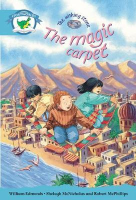 Literacy Edition Storyworlds Stage 9, Fantasy World, The Magic Carpet 6 Pack