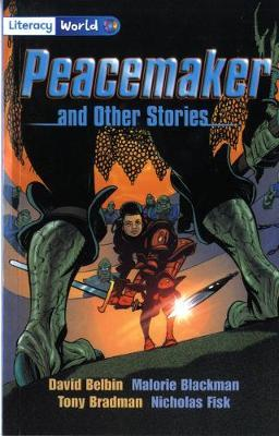 Literacy World Stage 4 Fiction: Peacemaker (6 Pack)