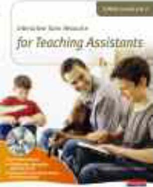 Interactive Tutor Resource for Teaching Assistants: S/NVQ Levels 2 and 3