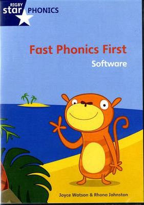Star Phonics: Fast Phonics First Foundation: Years 1 and 2 CD-ROM
