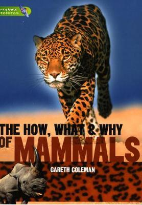 Literacy World Satellites Non Fic Stage 3 The How, What and Why of Mammals