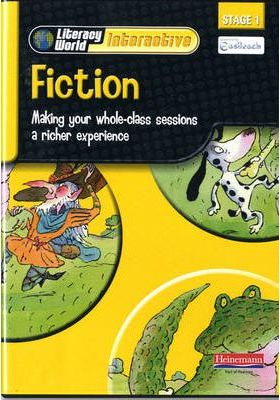 Literacy World Interactive Stage 1 Fiction Single User Pack Version 2 Framework: Literacy World Interactive Stage 1 Fiction Single User Pack Version 2 Framework Stage 1