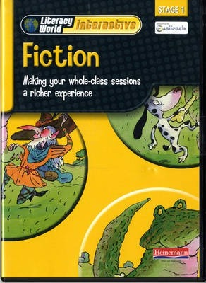 Literacy World Interactive Stage 1 Fiction Multi User Pack Version 2 Framework
