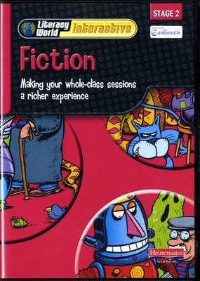 Literacy World Interactive Stage 2 Fiction Single User Pack Version 2 Framework