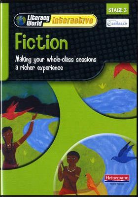 Literacy World Interactive Stage 3 Fiction Single User Pack Version 2 Framework