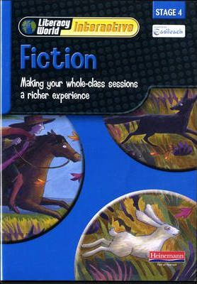 Literacy World Interactive Stage 4 Fiction Single User Pack Version 2 Framework: Stage 4