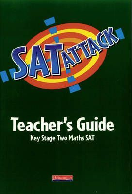 SAT Attack Maths: Teachers Guide