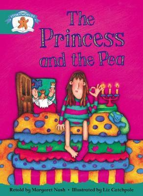 Storyworlds Yr1/P2 Stage 6, Once Upon a Time World, the Princess and the Pea (6 Pack)
