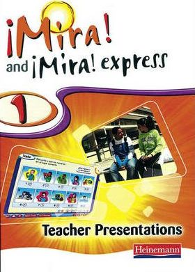 Mira and Mira Express 1 Teacher Presentation Package