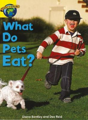Fact World Stage 2: What Do Pets Eat?