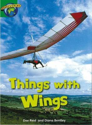 Fact World Stage 3: Things with Wings
