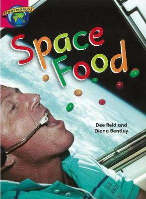 Fact World Stg 5: Space Food