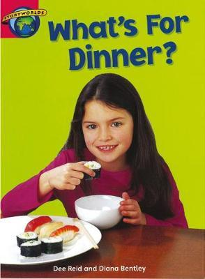 Fact World Stage 5: What's for Dinner?