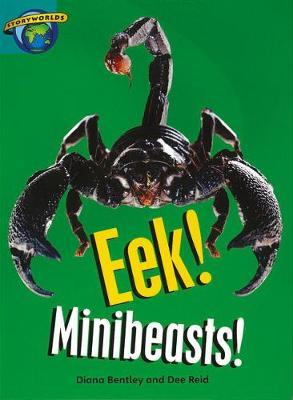 Fact World Stage 6: Eek! Minibeasts!