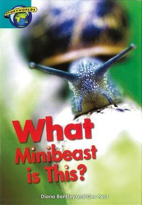 Fact World Stage 6: What Minibeast Is This?