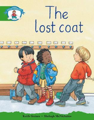 Literacy Edition Storyworlds Stage 3: Our Lost Coat