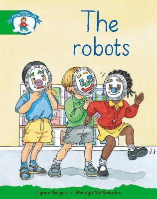 Literacy Edition Storyworlds Stage 3: Robots