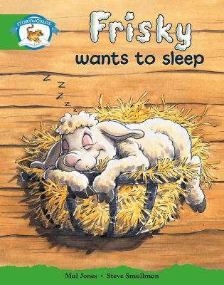 Literacy Edition Storyworlds Stage 3: Frisky Sleep