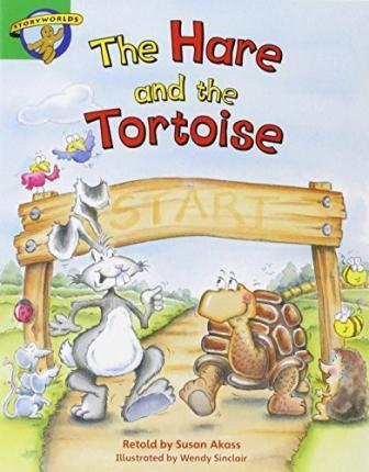 Literacy Edition Storyworlds Edition 3: Hare & Tortoise