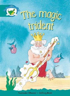 Literacy Edition Storyworlds Stage 6, Fantasy World, The Magic Trident