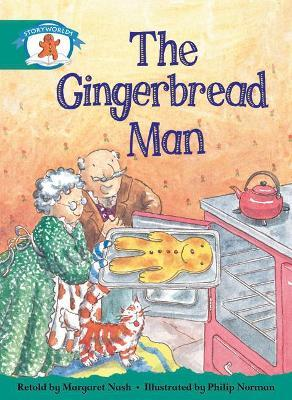 Literacy Edition Storyworlds Stage 6, Once Upon A Time World, The Gingerbread Man