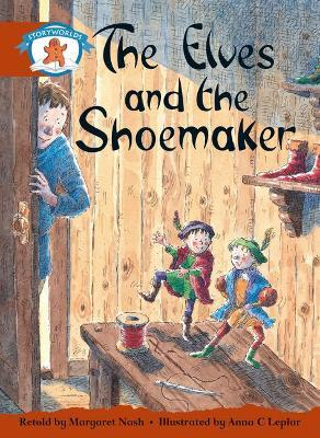 Literacy Edition Storyworlds Stage 7, Once Upon a Time World, the Elves and the Shoemaker