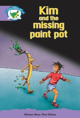 Literacy Edition Storyworlds Stage 8, Fantasy World, Kim and the Missing Paint Pot