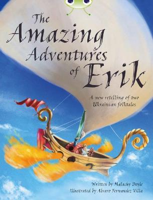 BC Grey A/3A The Amazing Adventures of Erik