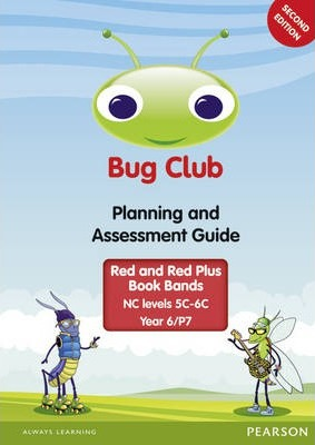BC Red & Red Plus (KS2) Teaching Guide New Edition Wave 3