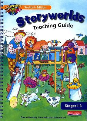 Scottish Storyworlds P1: 1-3: Teaching Guide