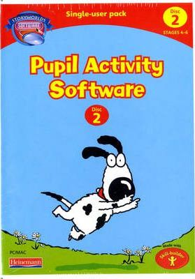 Storyworlds Yr1/P2 Software Stages 4-6 Software Single User: Disc 2