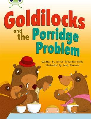 Bug Club Turquoise A/1A Goldilocks and the Porridge Problem 6-pack
