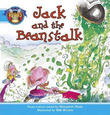 Storyworlds Plays Stage 9: Jack And The Beanstalk