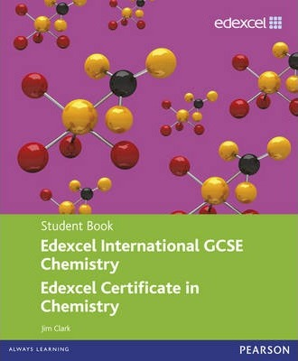 Edexcel International GCSE/Certificate Chemistry Student Book and Revision Guide pack