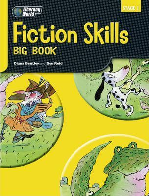 Literacy World Stage 1 Fiction: Big Book New Edition
