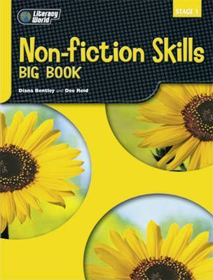 Literacy World Stage 1 Non Fiction: New Edition Big Book