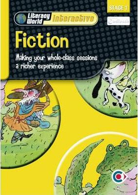 Literacy World Interactive Stage 1 Fiction: Software Single User Scotland/NI