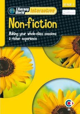 Literacy World Interactive Stage 1 Non-Fiction: Software Single User Pack Scotland: NI Version