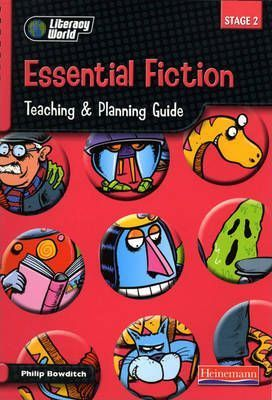 Literacy World Stage 2 Fiction: Essential Teaching & Planning Guide Scotland/NI Version