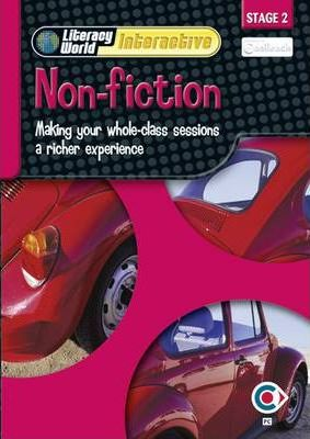 Literacy World Interactive Stage 2 Non-Fiction: Software Single User Pack Scotland/NI