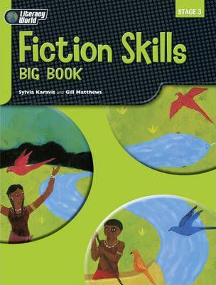 Literacy World Stage 3 Fiction: New Edition Big Book