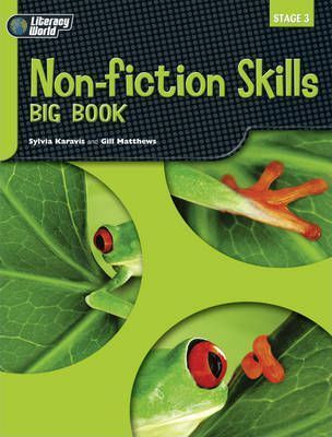 Literacy World Stage 3 Non Fiction: New Edition Big Book