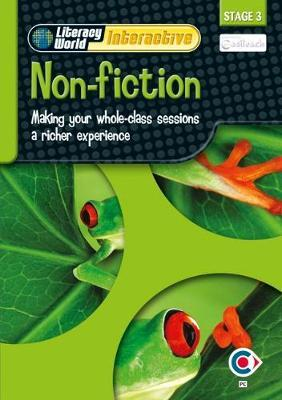 Literacy World Interactive Stage 3 Non-Fiction: Software Single User Pack Scotland/NI: Non-fiction
