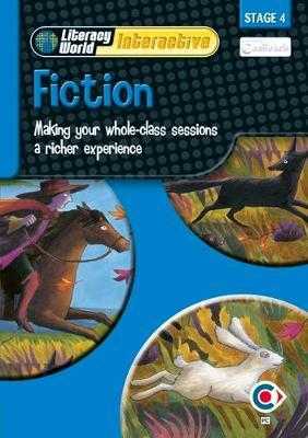 Literacy World Interactive Stage 4 Fiction: Software Single User Pack Scotland/NI: Fiction